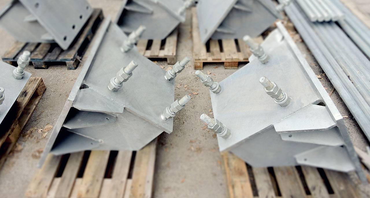 Carpenteria per Trazione Elettrica